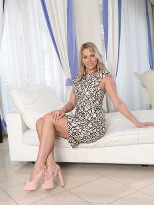 image Rilie waters is pregnant hot and horny